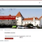 Free Online Croatian Language Course