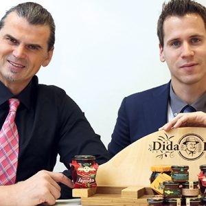 Image for Neb Chupin, owner of the delicious brand Dida Boža, panelist at Meeting G2