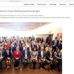 5th Meeting G2 Conference means Building Business Bridges
